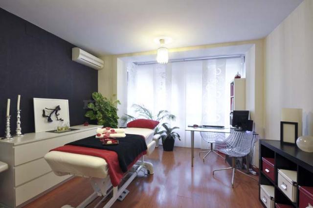 Cabina blanca - Centro de Terapias Alternativas Guiomar
