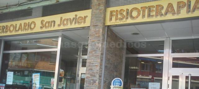 El centro - Centro San Javier