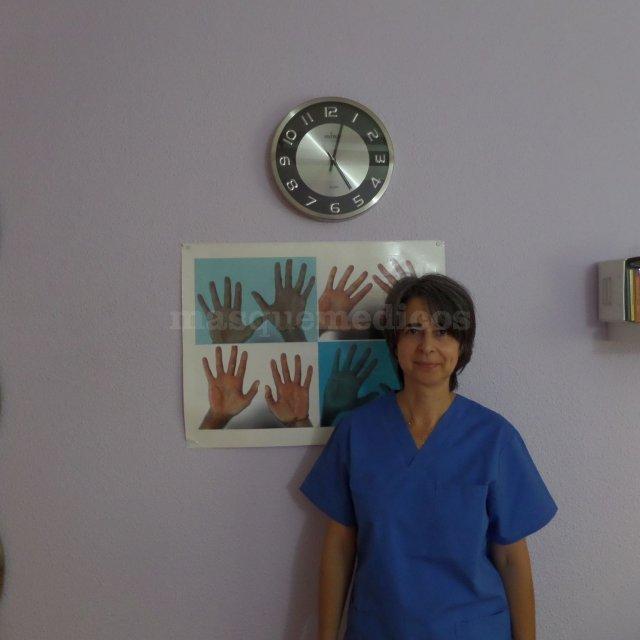 Charo Díaz Fisioterapeuta - Charo Díaz