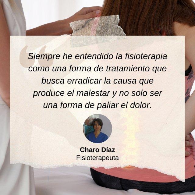 - Charo Díaz