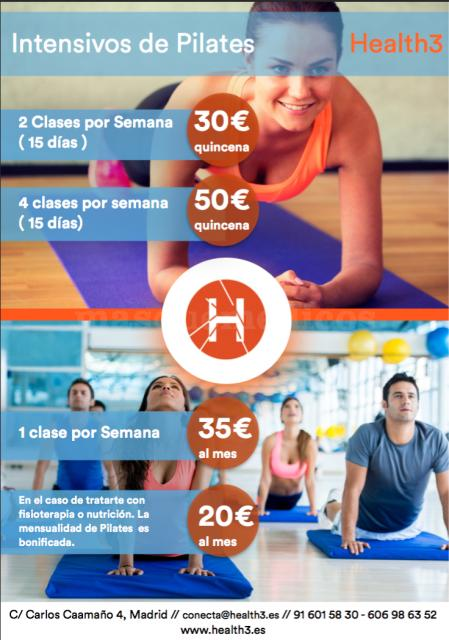 - Clínica de Fisioterapia Health3