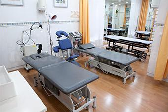 Gabinete - Clínica de Fisioterapia San Pedro