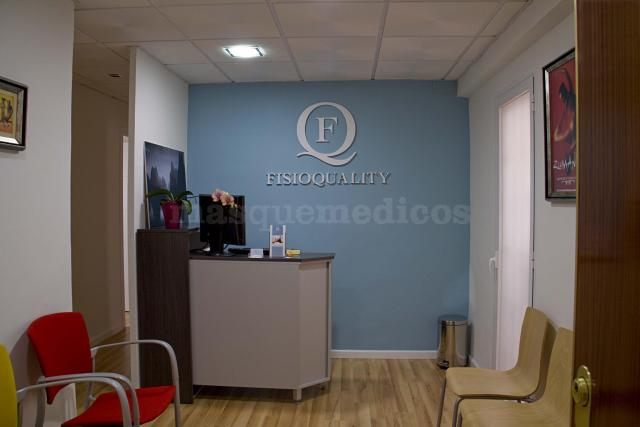 Sala de espera - Fisioquality
