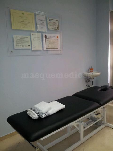 Camilla de fisioterapia - Fisioterapia Baram
