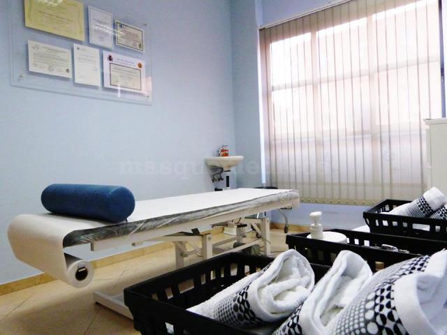 Gabinete - Fisioterapia Baram