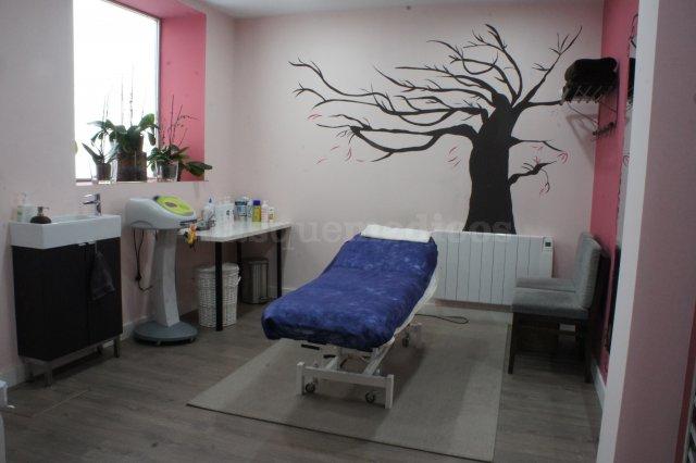 Sala-1 de Fisioterapia y Osteopatía en SportSalud - Marta Alegre Frandovínez