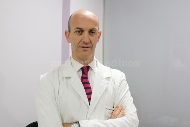 Dr Alberto sacristán Rubio. Director médico de Sportsalud - Sportsalud. Centro de Actividad Física y Salud