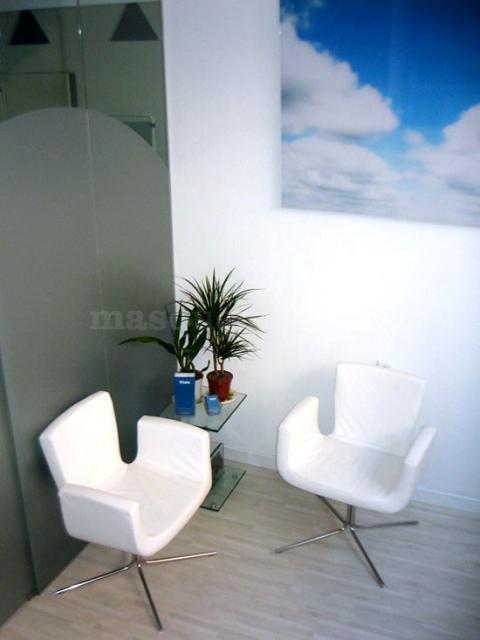 Sala de espera - Vitala Fisioterapia