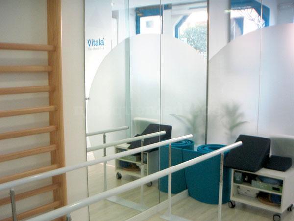 Sala de rehabilitación - Vitala Fisioterapia