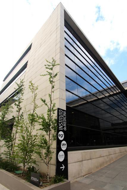 Edificio Instituto de Medicina EGR - Instituto de Medicina EGR