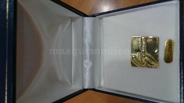 Emblema de Oro de Semergen - Alberto Sacristán Rubio