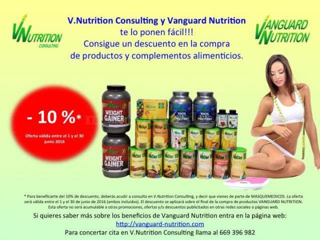 - V Nutrition Consulting