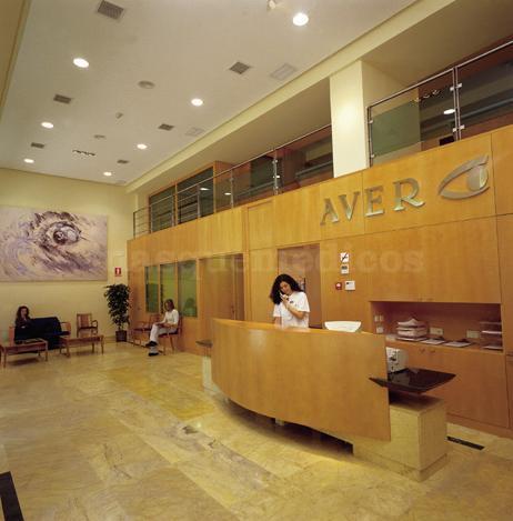 Recepción Clínica AVER - Aver Centro de Oftalmología