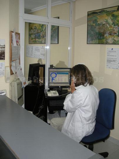 Recepción Centro Clínico Betanzos 60 - Centro Clínico Betanzos 60