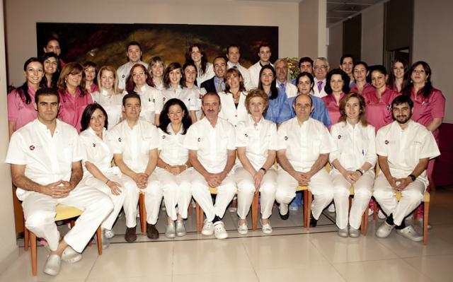 Equipo humano - Instituto de Oftalmología Avanzada