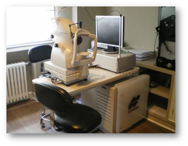 Gabinete - Oftalmología Orduna