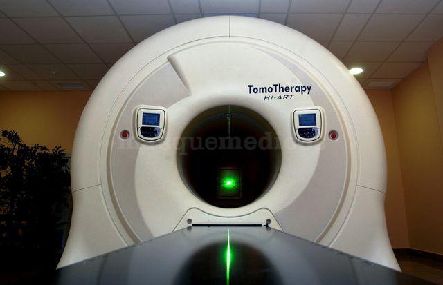 Tomoterapia - GenesisCare Madrid, Hospital La Milagrosa (IMOncology)