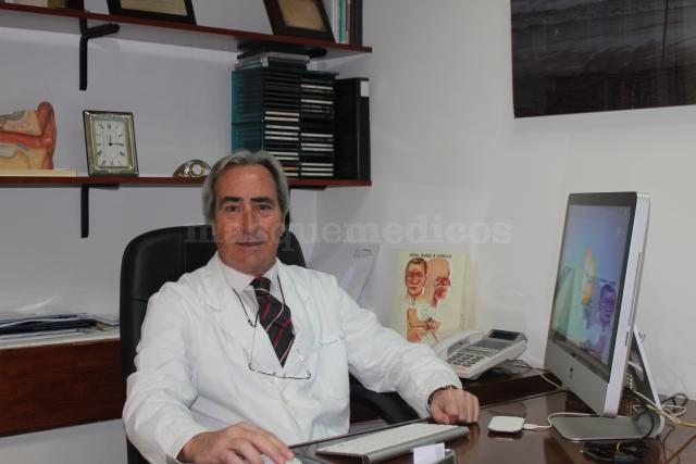 DR. PABLO ORTIZ GARCÍA - Dr. Pablo Ortiz García- Equipo de otorrinos
