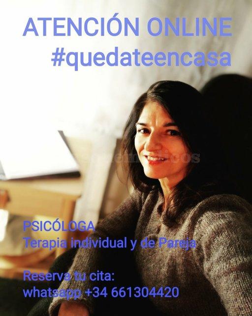 ATENCIÓN ONLINE - Alejandra Hernández Di Bartolomei