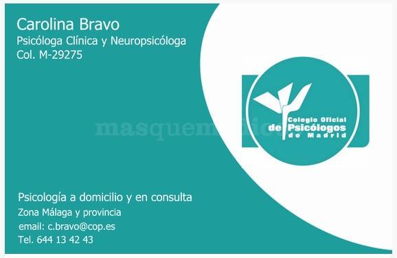Carolina Bravo