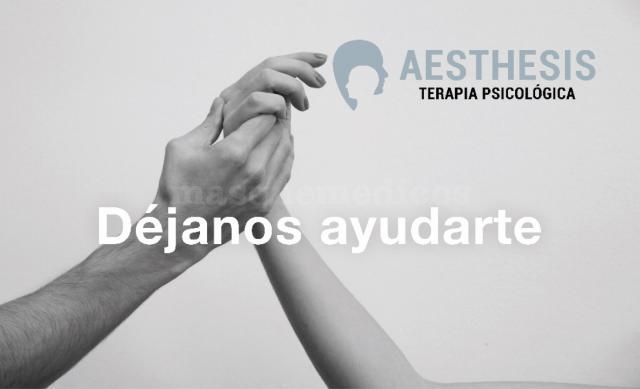 Gabinete Psicológico Aesthesis - Déjanos ayudarte - Centro Aesthesis Cibeles