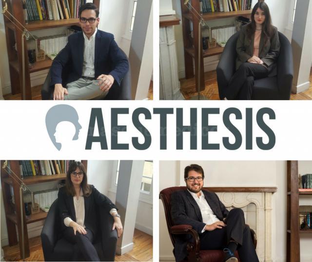 Gabinete Psicológico Aesthesis - Psicoterapeutas - Centro Aesthesis Rubén Darío