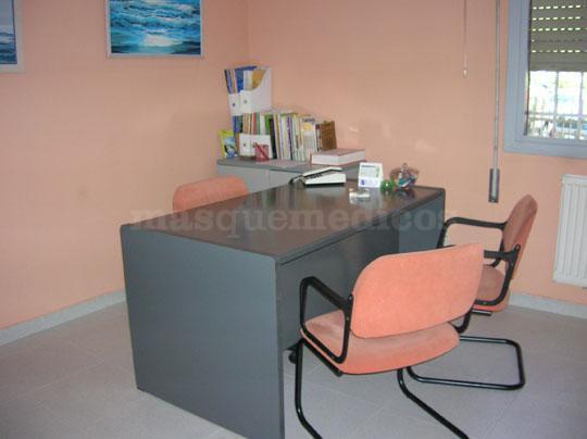 Consulta Psicologia - Centro Clínico Betanzos 60