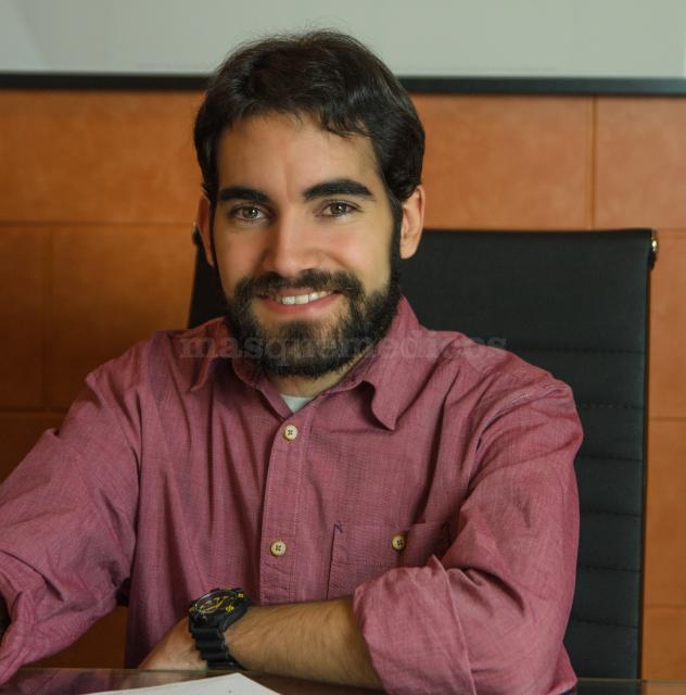 Nuestro Psicólogo en Madrid - Gerardo Castaño Recuero