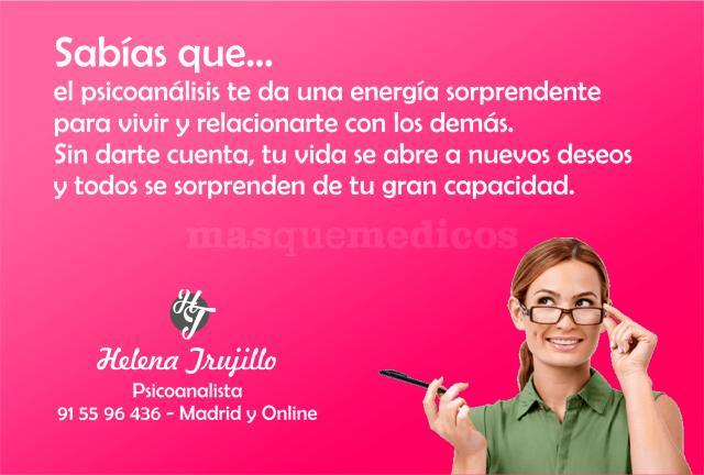 - Helena Trujillo