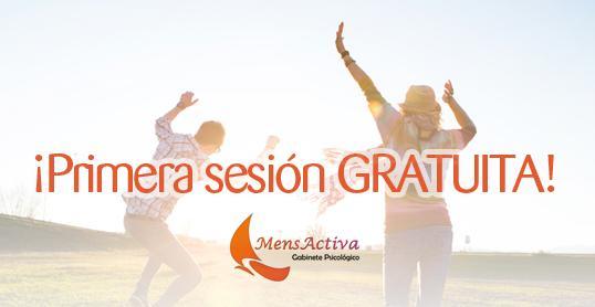 Primera sesión gratuita - MensActiva