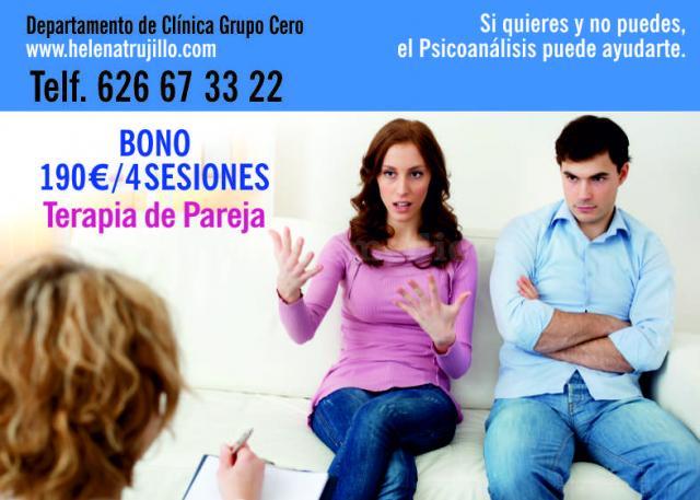Terapia de pareja - Helena Trujillo