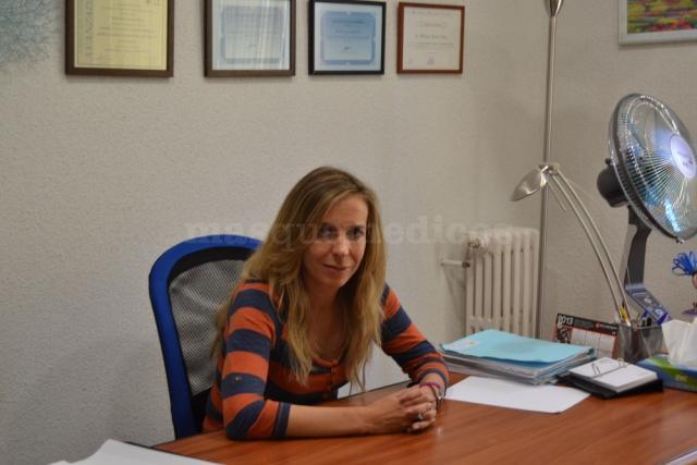 Mª Jesús Andrés (psicóloga) - Psicomaster Psicologos