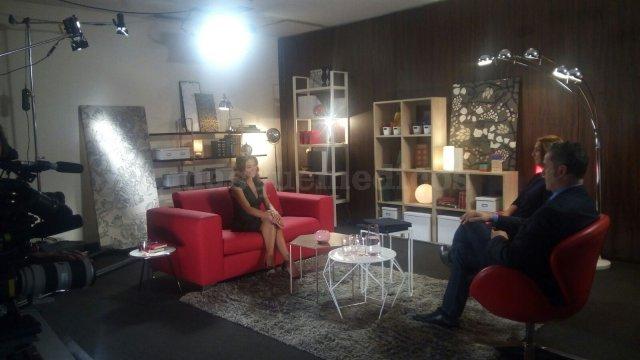 Silvia Sanz, psicóloga de Psytel en TV. - Psytel