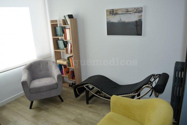 Consulta de psicoterapia - David López Gómez