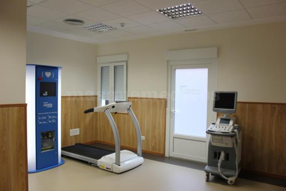 Instalaciones - Rehabilitación del Corazón