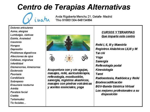 - Asociación de Terapias Naturales-Qinatu
