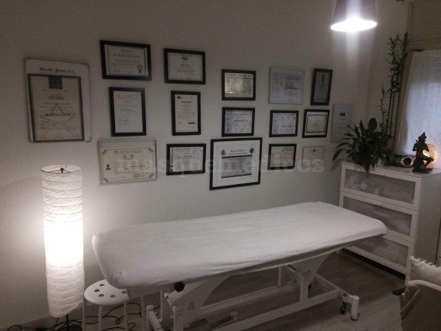 Miriam Gálvez López Acupuntura, masaje, osteopatía y coaching - Miriam Gálvez López