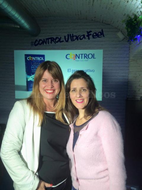 Ruth González con Lorena Berdún - Ruth González Ousset