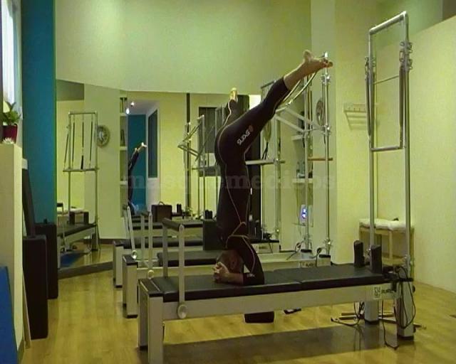 Pilates con yoga - Studio34