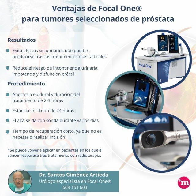 Ventajas de Focal One® - Santos Giménez Artieda