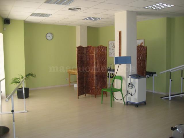 - Clinica de Fisioterapia Centro