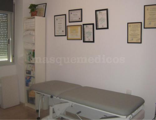 Gabinete - Linfox Fisioterapia