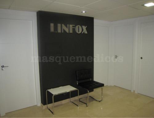 Sala de espera - Linfox Fisioterapia
