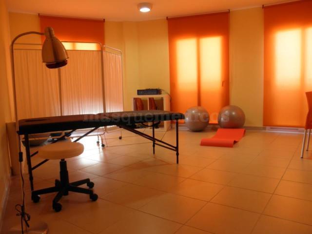 Sala de fisioterapia - Rehabilitación El Cónsul