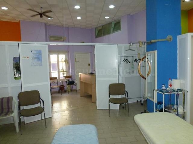 Gabinete - Servirestic, Clínica de Rehabilitación y Fisioterapia