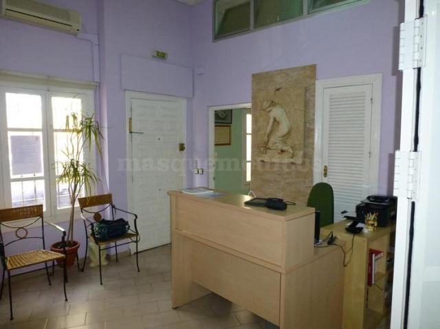 Recepción - Servirestic, Clínica de Rehabilitación y Fisioterapia