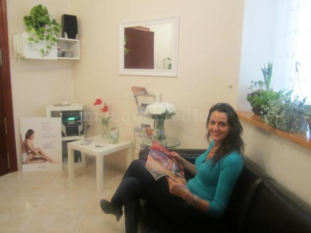 Sala de espera - Josefa Cobos