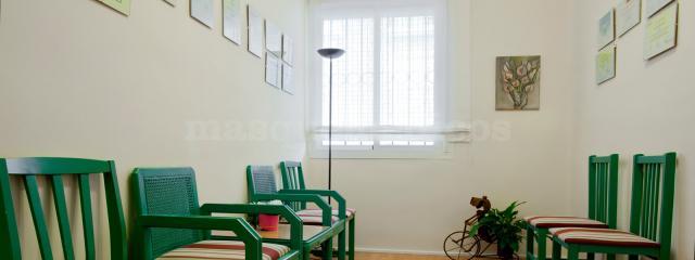 Sala de espera - Hernández Psicólogos