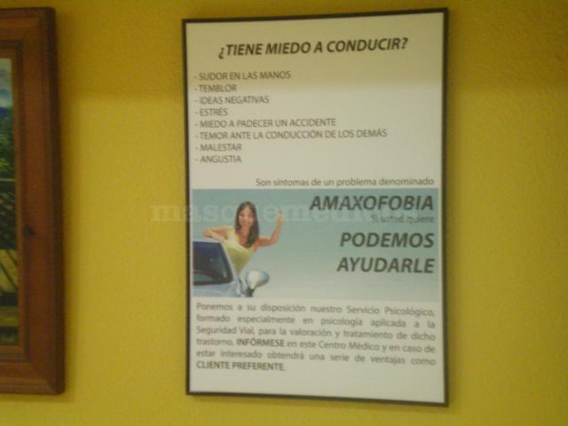 AMAXOFOBIA - José Albanes Hidalgo