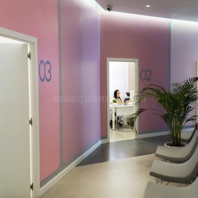 Ovoclinic Málaga - Instalaciones - Ovoclinic Málaga